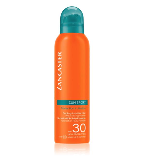 LANCASTER | Sun Sport Cooling Invisible Mist spray abbronzante rinfrescante corpo SPF 30 200 ml